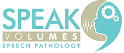 Speak Volumes Speech Pathology